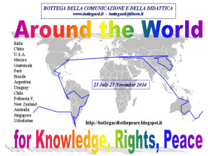 around the world for knowledge rights and peace3